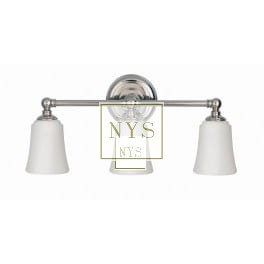 Lampa nad lustro Brooklyn